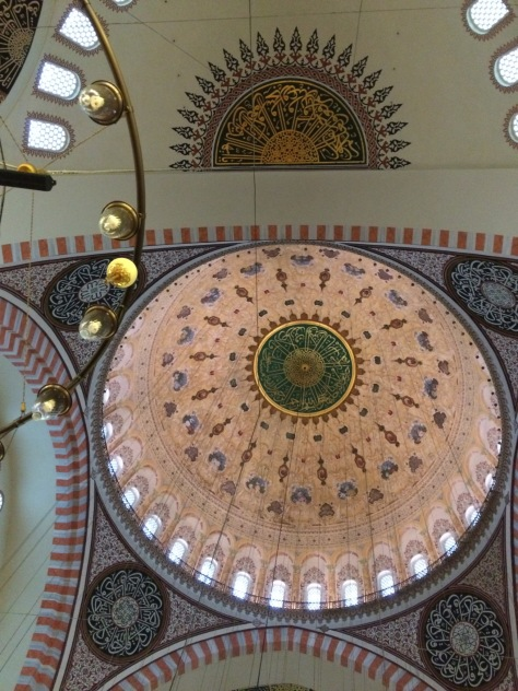 Another intricate dome